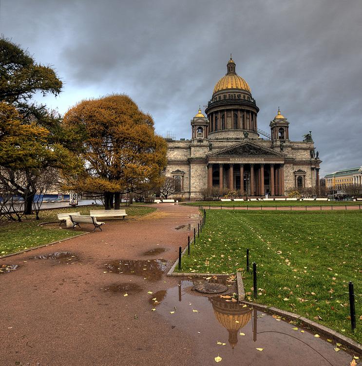 Туры в Санкт - Петербург