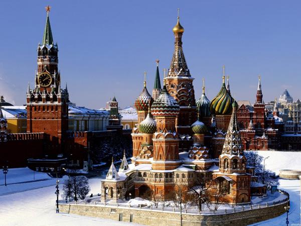 туры в Mоскву